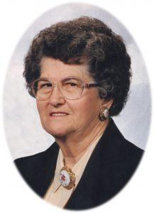 Ruth E. Francis photo